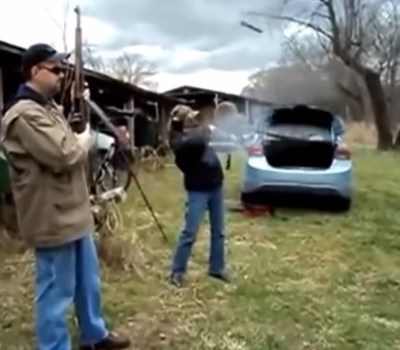GUN EXPLOSION COMPILATION VIDEO: A CAUTIONARY TALE