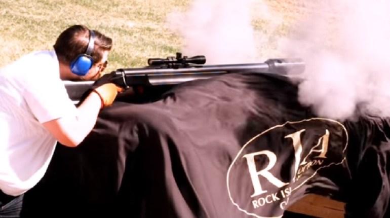 heavy recoil