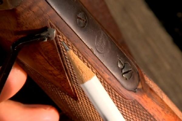 shotgun stock repair