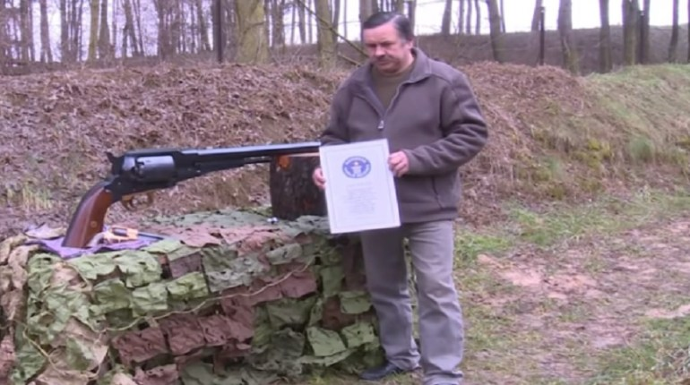 largest revolver