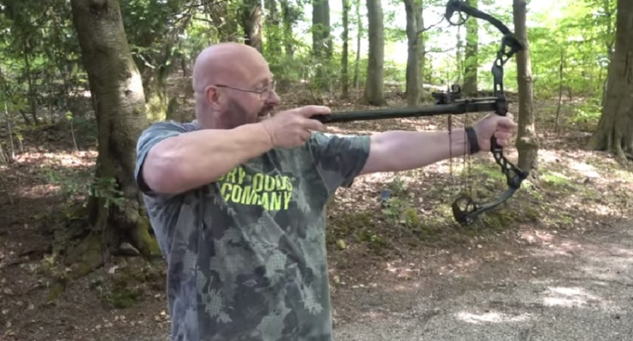 machine bow