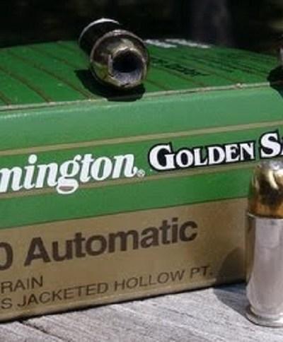 MOUSE GUN OR POCKET SIZED LION? .380 ACP CARTRIDGE