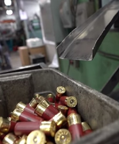 HOW FEDERAL SHOTSHELLS ARE MADE (VIDEO TOUR)