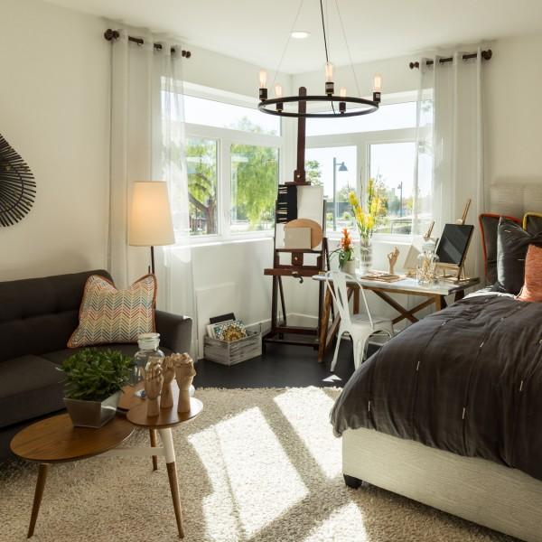 Orange County Irvine Bedroom Professional Real Estate Photography