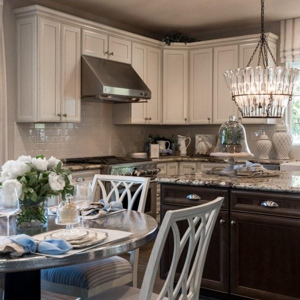 Orange County Kitchen Dining Interior Photography