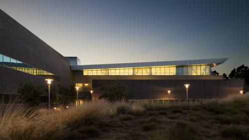 Orange Santiago Science College Architecture Photography 3