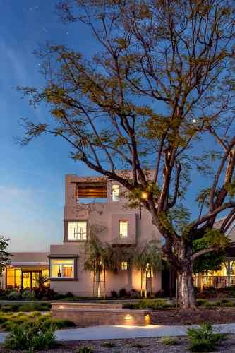 Twilight Orange County Modern Real Estate Photography