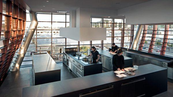 Waffle Eric Owen Moss Architects