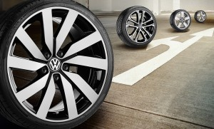 '16 Passat wheels