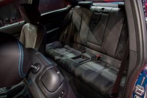 '17 M2 back seats