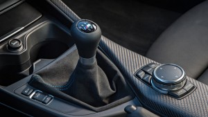'17 M2 shifter detail