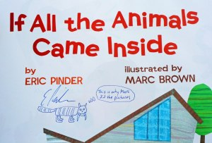Story by Eric Pinder, Illustrations by Marc Brown
