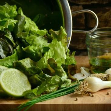 Recette du chevreau à l'ail vert