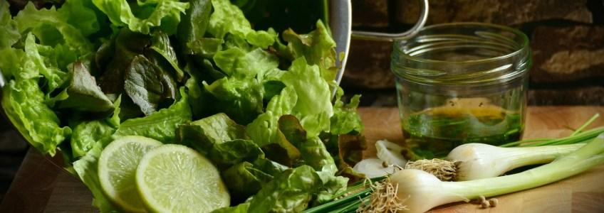 Mangez de saison avec un plat de chevreau à l'ail vert