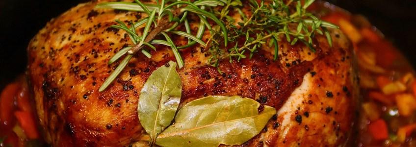 Cuisiner un rôti d'autruche au thym vous-même