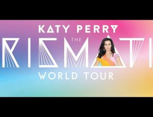 Katy Perry 'Prismatic World Tour'