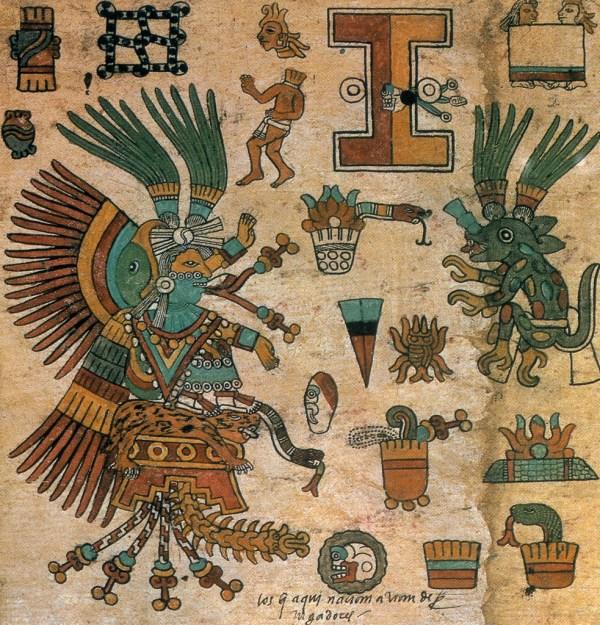 Aztec Art Portfolio Of Eric Reber