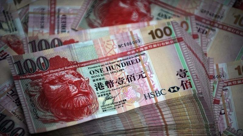 人民幣與港幣,小心人民幣破7 | 小龍江恩研究社• 江恩轉勢日