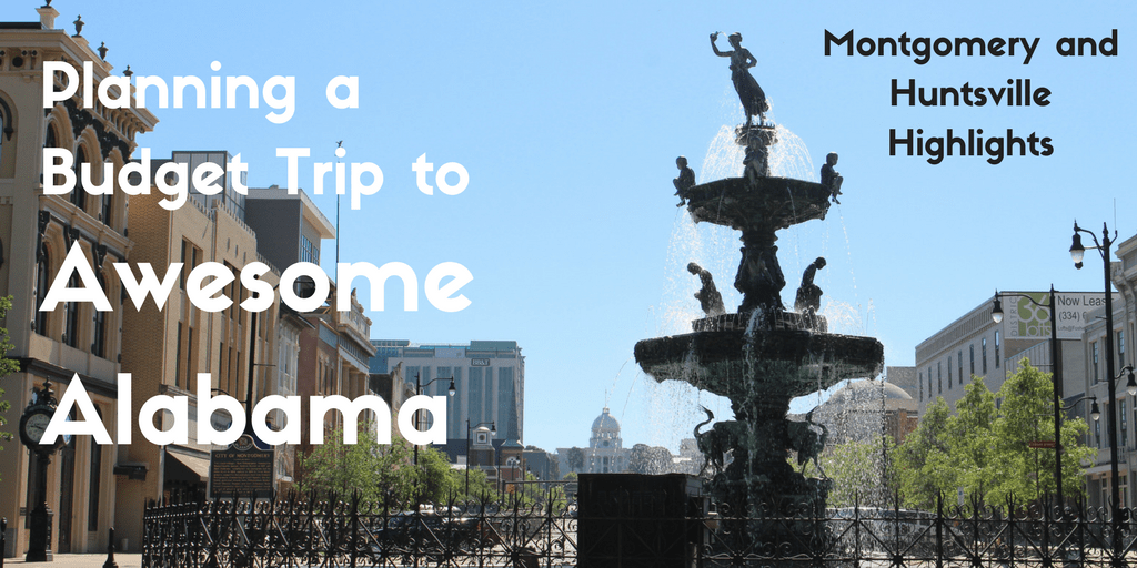 Planning a Budget Trip to Awesome Alabama