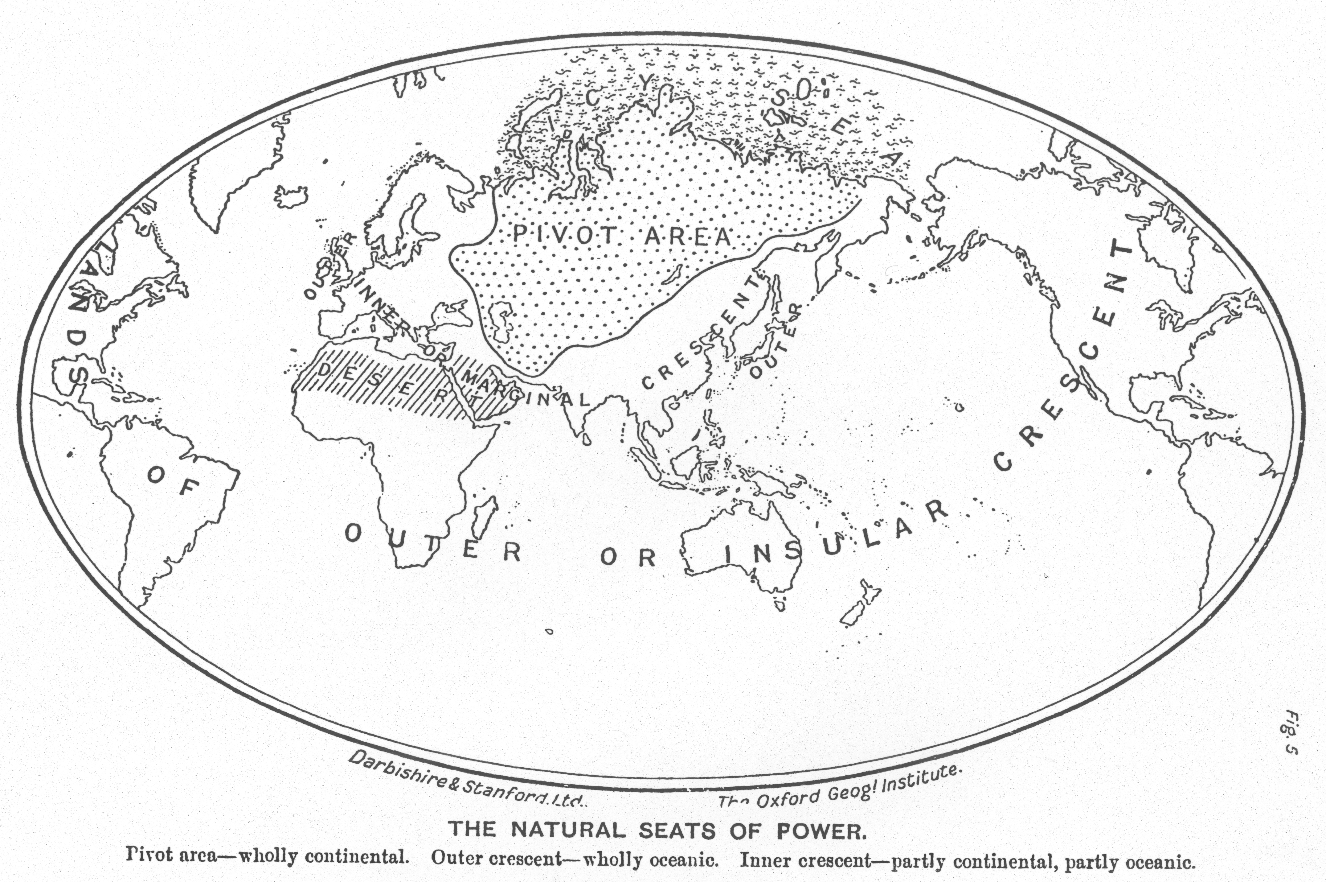 Of heartlands and pan-regions: mapping the spheres of