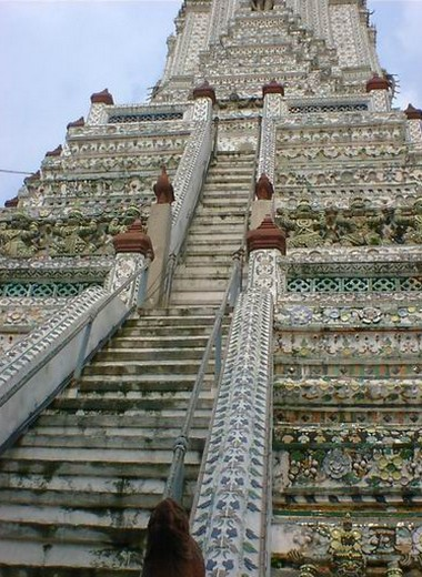 Chao Praya River (Wat Arun), TH