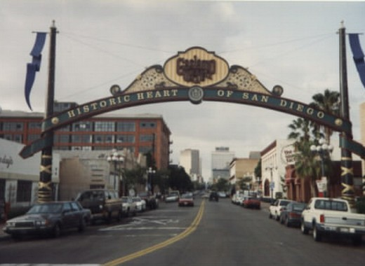 San Diego (City Limits), USA (1990)