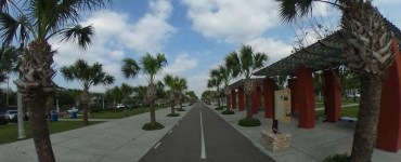 360º Photo Linear Park