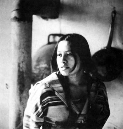 Mary Crow Dog - Lakota Woman