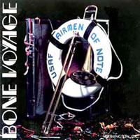 The Airmen of Note Bone Voyage Trombone Album