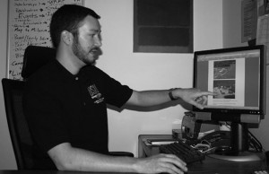 Eric Stoller blogging the 2008 Iowa floods