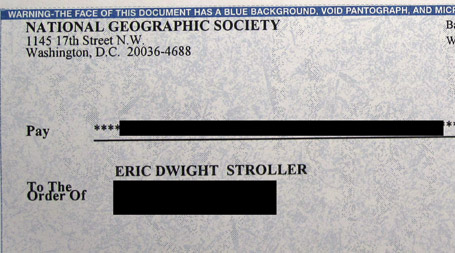Eric Stoller National Geographic Society