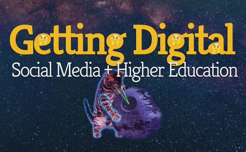 Eric Stoller - Getting Digital via Social Media and Higher Education