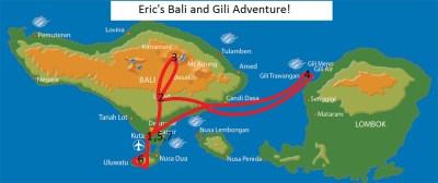 Bali, Indonesia Adventure Week 1 | erictheconqueror