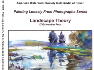 Landscape Theory DVD by Eric Wiegardt AWS-DF, NWS