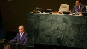 Netanyahu Lost Sense of What Would Best Serve Israel's Interests in a UN Speech