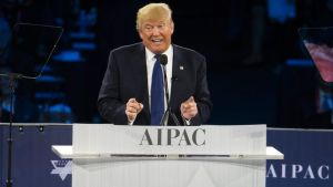 Sheldon Adelson Is Wrong: Trump Is No Champion of Israel