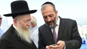 Israel's Orthodox Jewish Politicians Dishonor Shabbat
