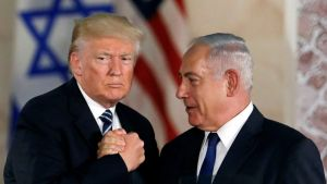 Trump's Sullied Presidency Won't Contaminate a Peace Agreement