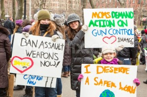 We Will Not Give Up on Gun Control