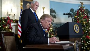 Trump's Proclamation on Jerusalem Was No Sell-Out to Netanyahu