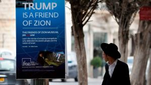 Orthodox Jews: Stop Defending Our Bullying, Lying, Racist President