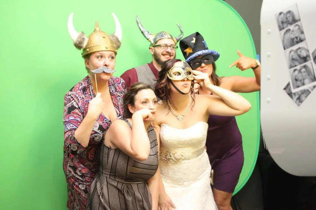 Green Screen Photo Booth