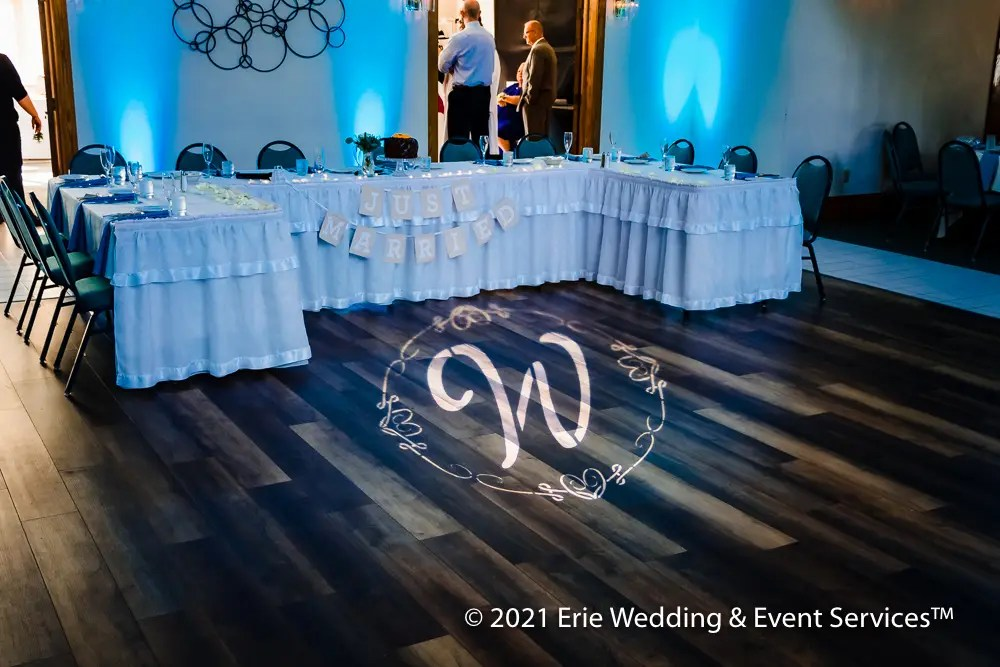 Wedding DJ Uplighting Erie Pa