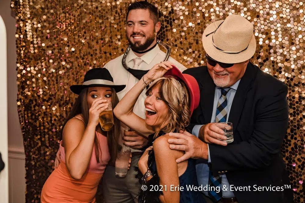 Wedding Photo Booth Rental in Erie Pa