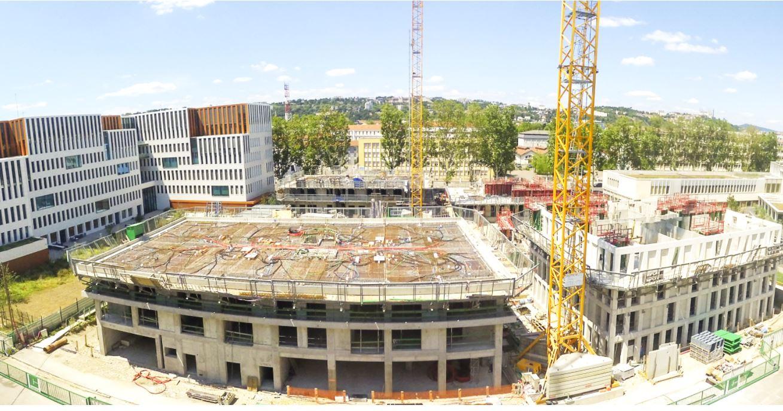 ERIGE : LA SOLUTION TIMELAPSE CLÉ EN MAIN DE SUIVI DE CONSTRUCTION