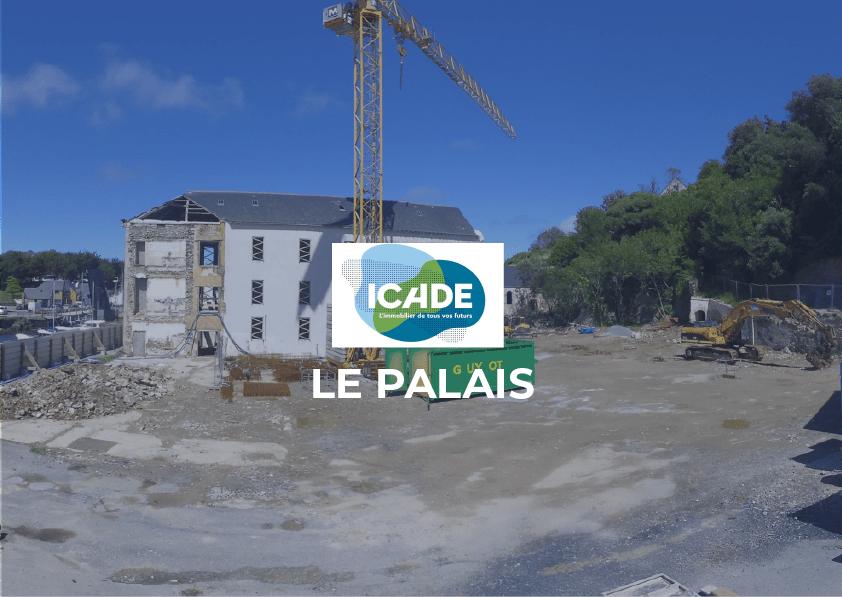 Icade – Le Palais