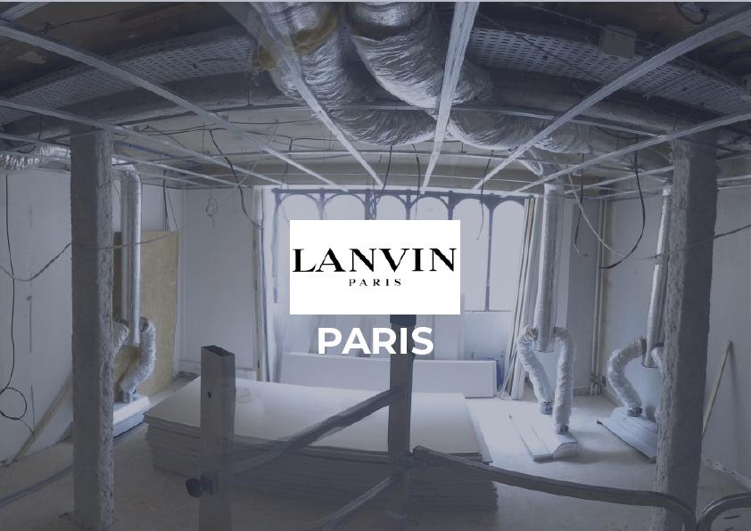 Lanvin – Paris