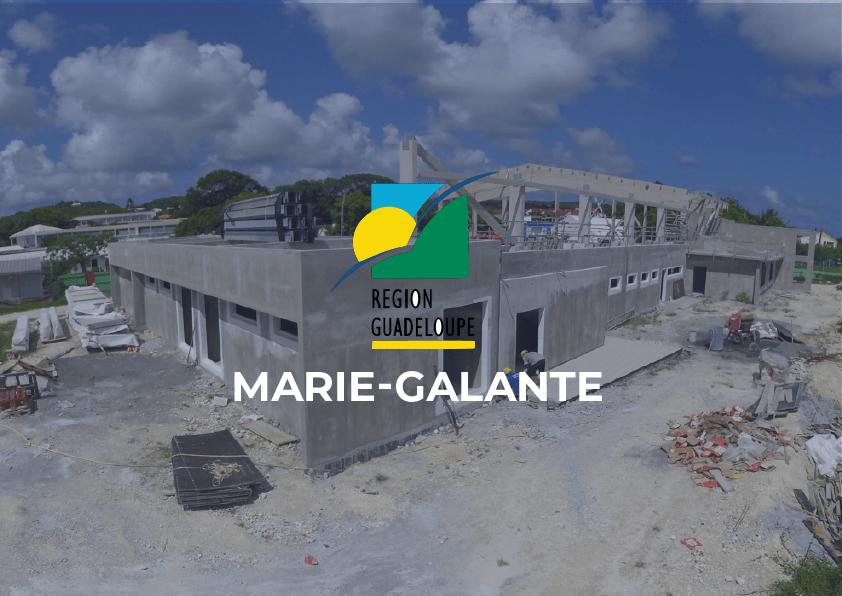 Région Guadeloupe – Marie-Galante