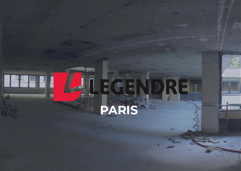 Légendre – Paris 8
