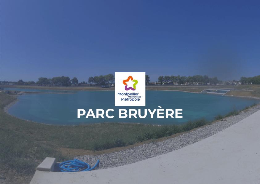 Montpellier Métropole – Parc Bruyère